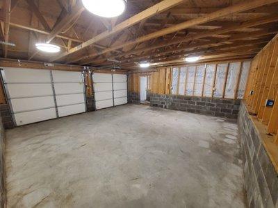35x22 Garage self storage unit