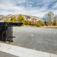 12x30 Unpaved Lot self storage unit
