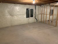 18x10 Basement self storage unit