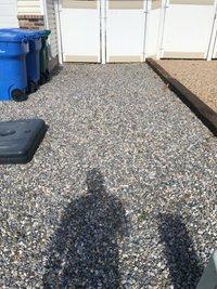 18x12 Unpaved Lot self storage unit
