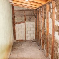 20x5 Garage self storage unit