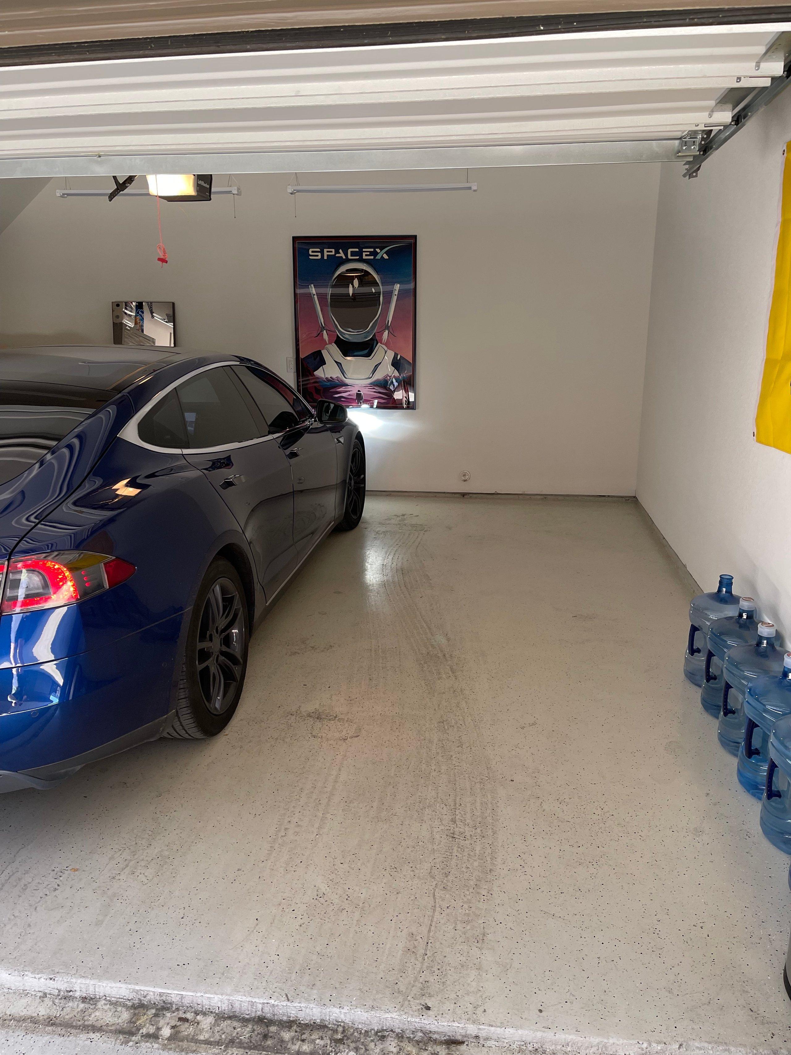 16x5 Garage self storage unit