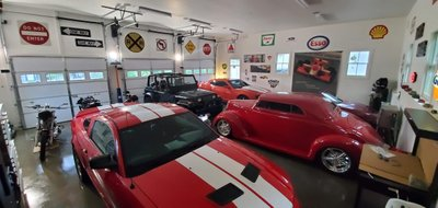 20x10 Garage self storage unit