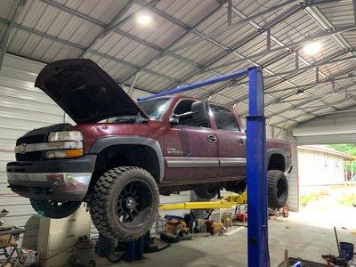 30x50 Garage self storage unit