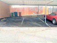 17x9 Carport self storage unit