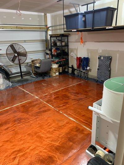 18x10 Garage self storage unit