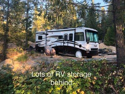 50x15 Driveway self storage unit