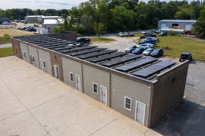 26x14 Warehouse self storage unit