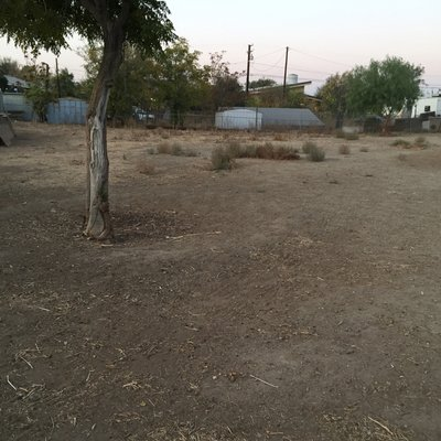 30x10 Unpaved Lot self storage unit
