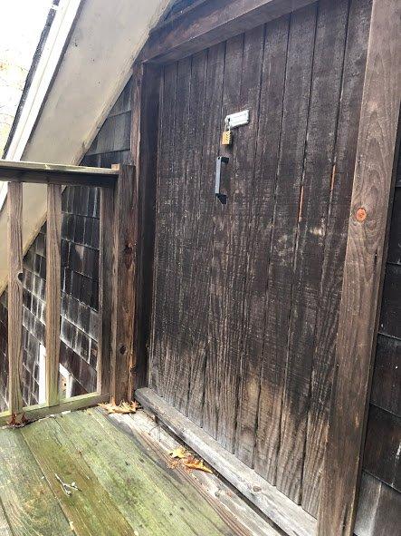 30x24 Garage self storage unit