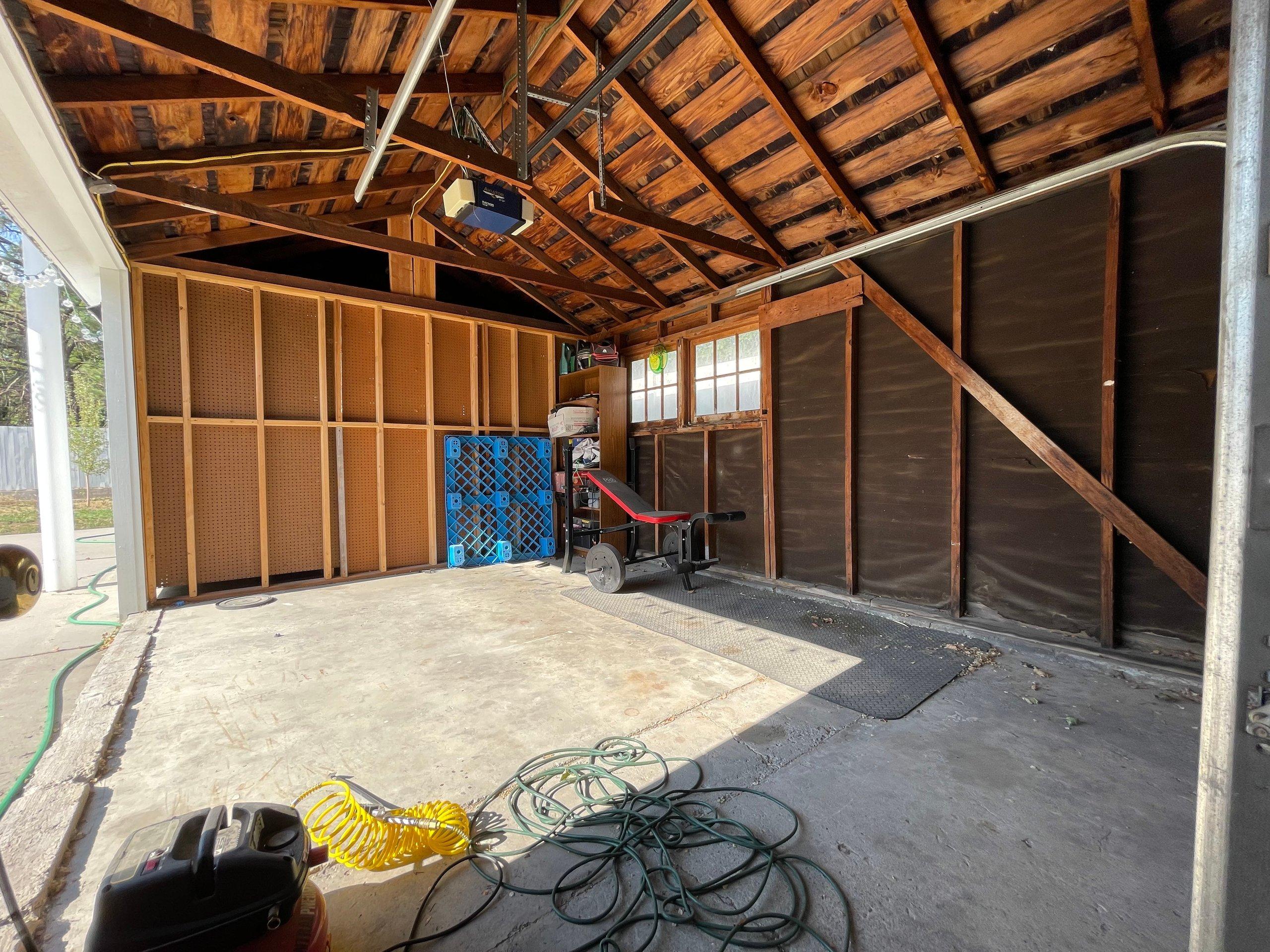 15x11 Carport self storage unit