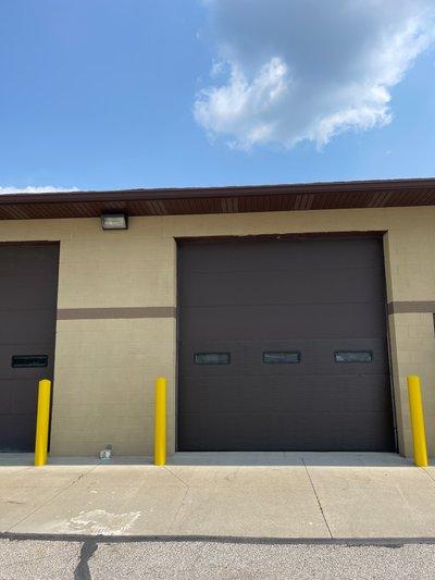 36x40 Warehouse self storage unit