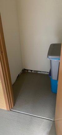 9x3 Shed self storage unit