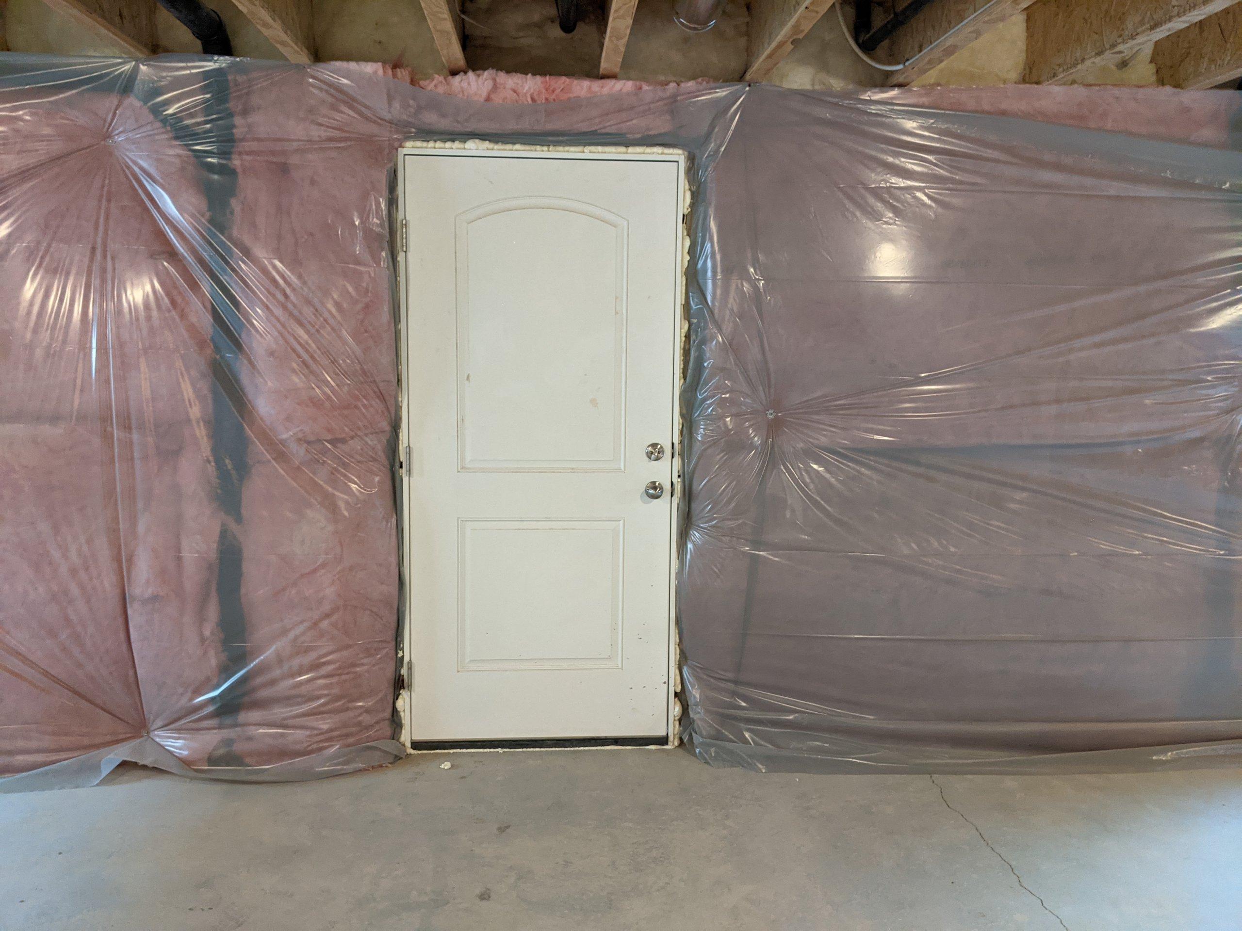8x5 Basement self storage unit