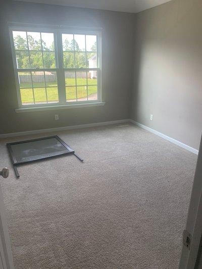 13x15 Bedroom self storage unit