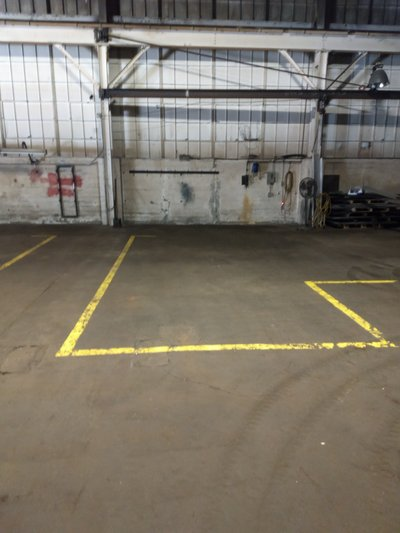 4x10 Warehouse self storage unit
