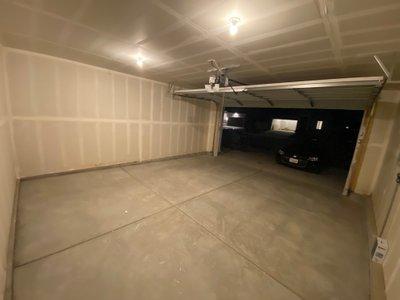 29x10 Garage self storage unit
