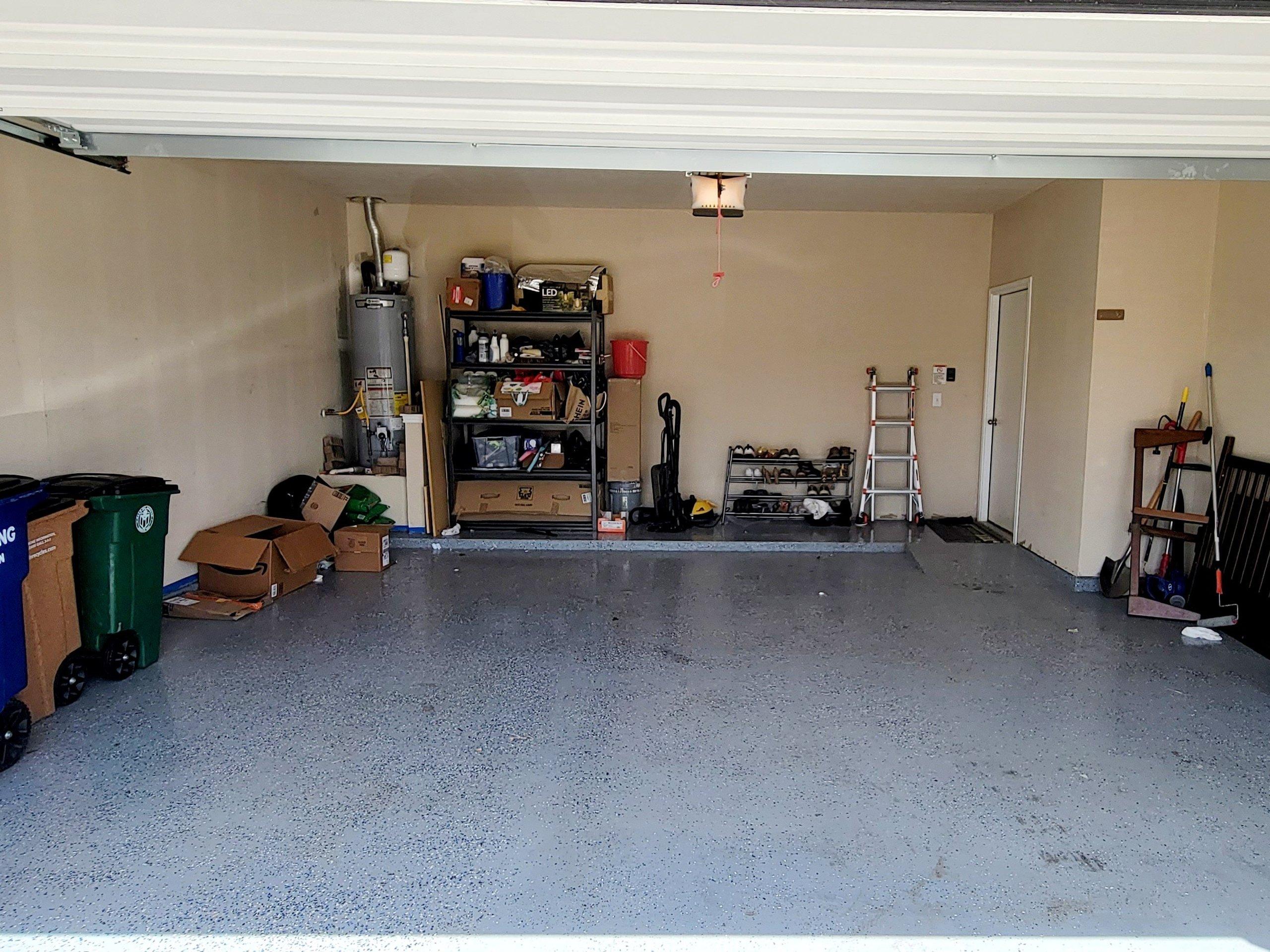 21x21 Garage self storage unit