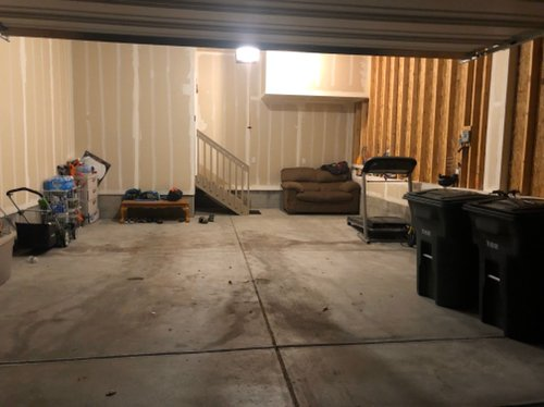 75x100 Basement self storage unit