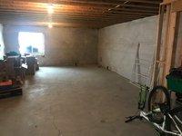 12x25 Basement self storage unit