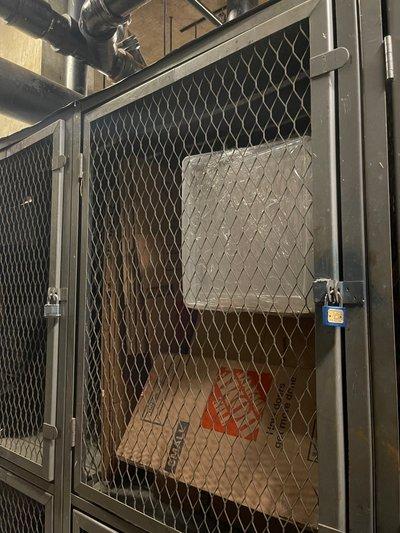 5x4 Self Storage Unit self storage unit