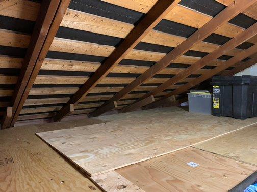 4x4 Garage self storage unit