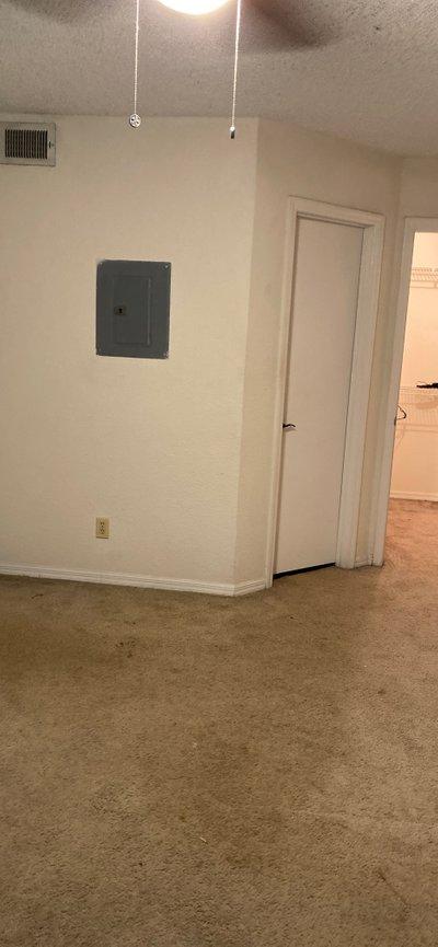 11x13 Bedroom self storage unit
