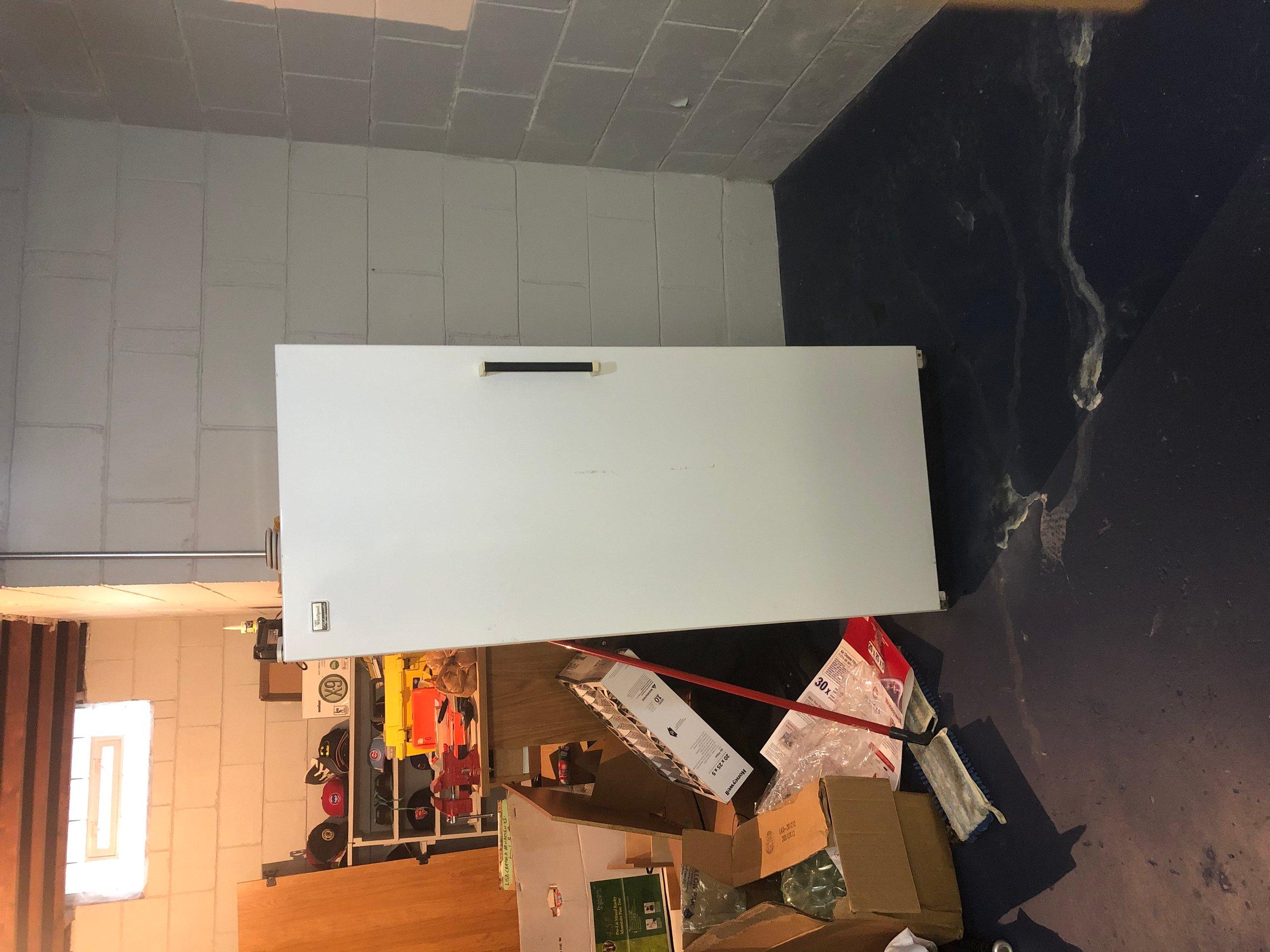 15x15 Basement self storage unit