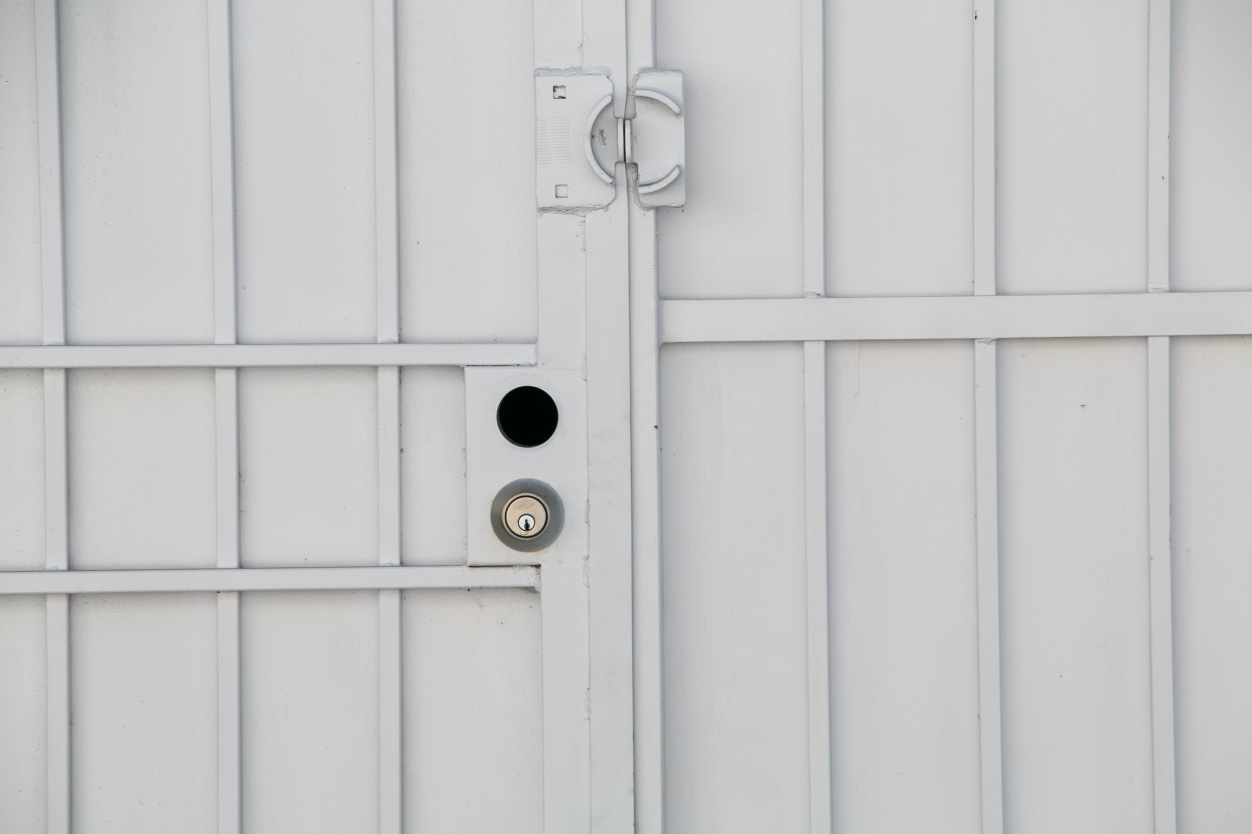 13x9 Garage self storage unit