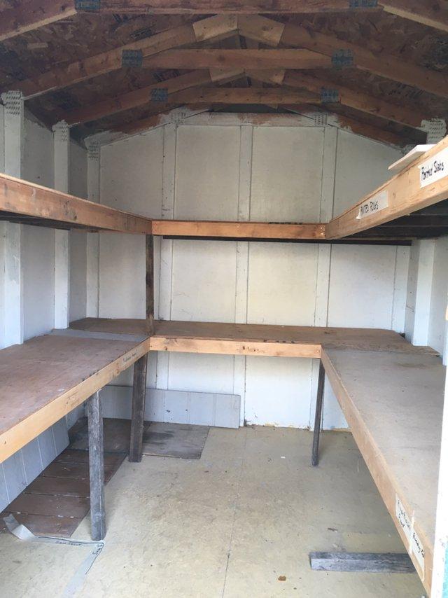10x8 Self Storage Unit self storage unit