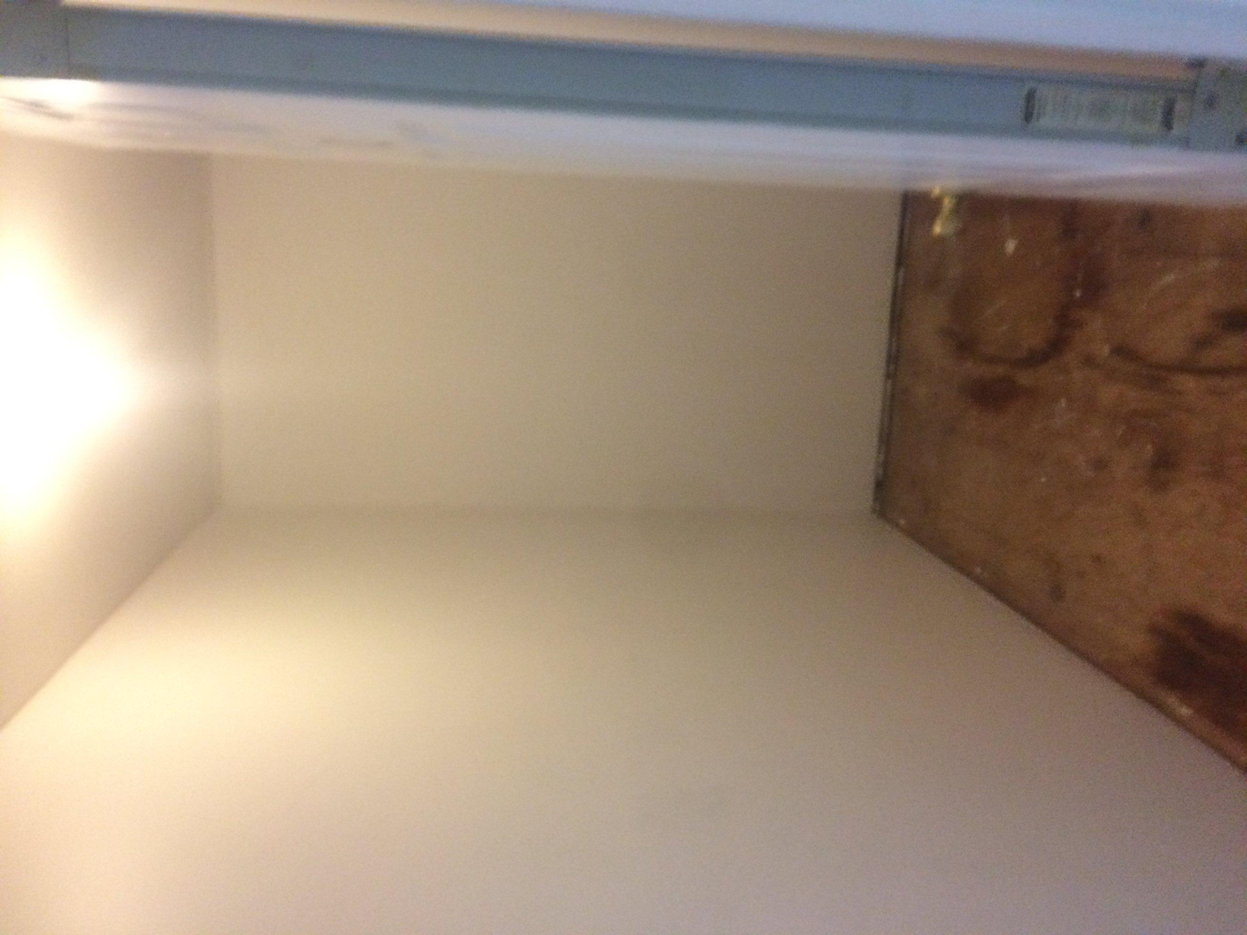 13x4 Garage self storage unit