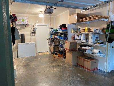 22x15 Garage self storage unit