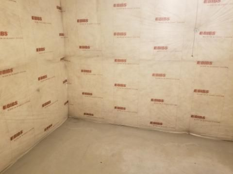 8x6 Basement self storage unit