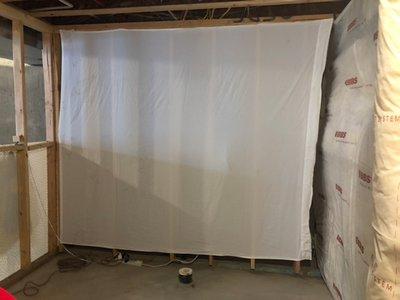 8x3 Basement self storage unit