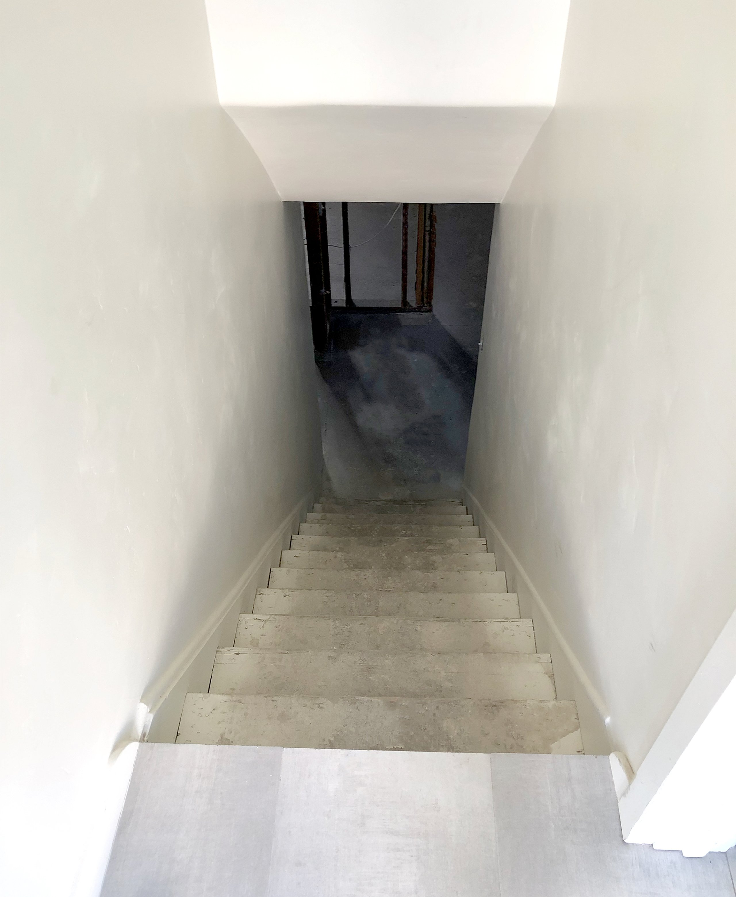 13x9 Basement self storage unit