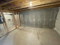20x8 Basement self storage unit