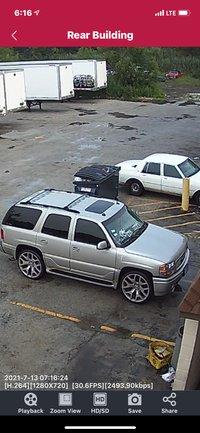 200x200 Parking Lot self storage unit