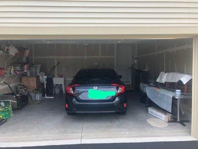 12x24 Garage self storage unit