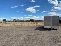 30x13 Unpaved Lot self storage unit