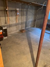 19x13 Basement self storage unit
