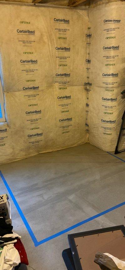 6x6 Basement self storage unit