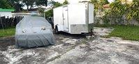 111x39 Driveway self storage unit