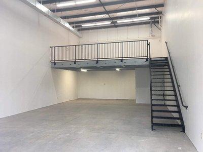 50x25 Garage self storage unit