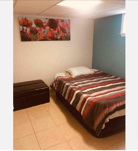 4x4 Bedroom self storage unit