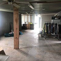 19x30 Warehouse self storage unit
