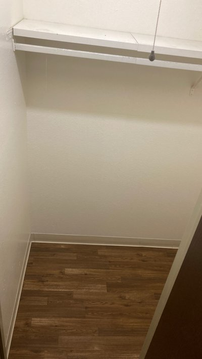 2x11 Closet self storage unit