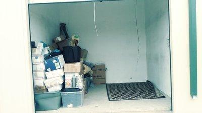 6x7 Self Storage Unit self storage unit