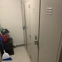 23x11 Bedroom self storage unit