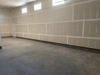 45x10 Garage self storage unit