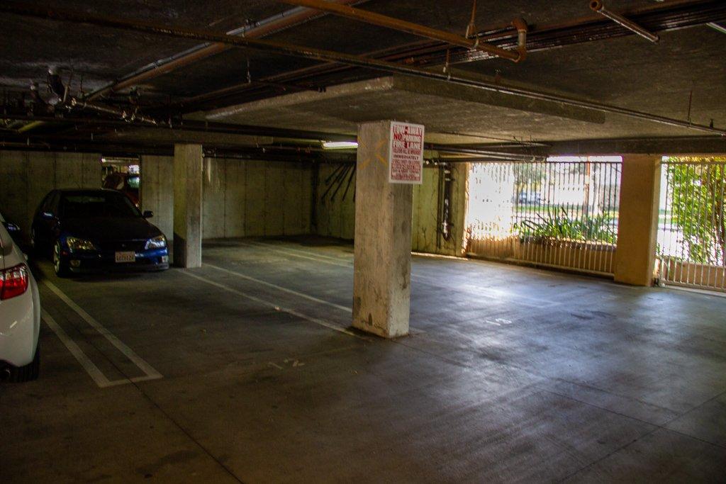 30x8 Garage self storage unit